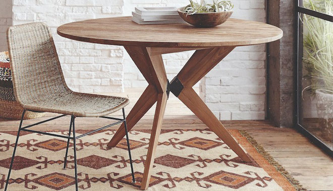 Roost Recycled Teak Table