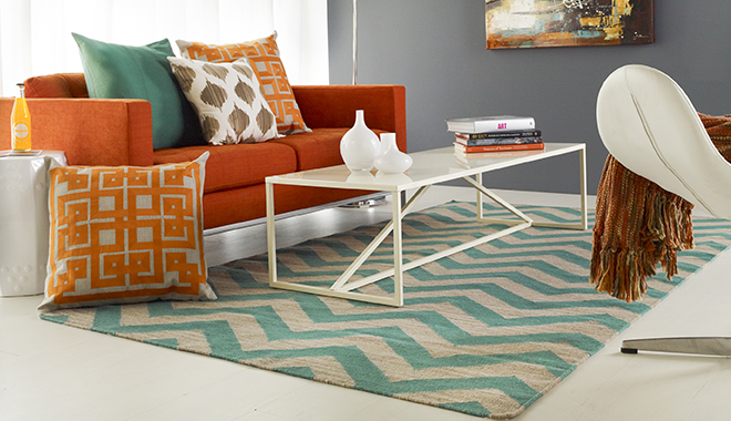 Surya Rugs, Pillows and Poufs