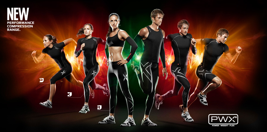 2xu new compression line avaible at Trijungle
