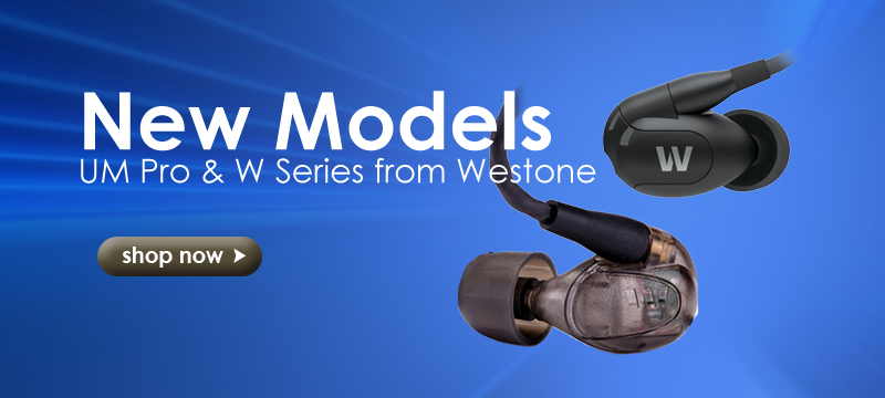 New Westone Models for 2014 IN STOCK