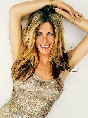Jennifer Aniston bacon