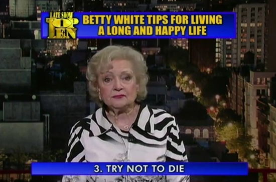 Quote Betty White