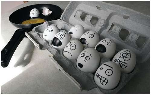 easter eggs funny pics