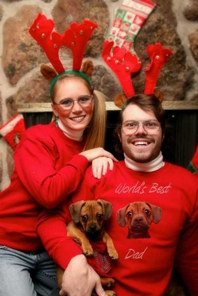 funny family christmas photos