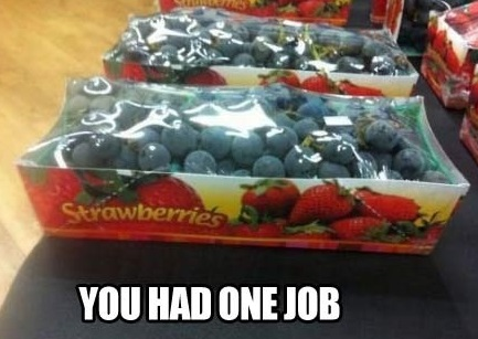 You had one job pics