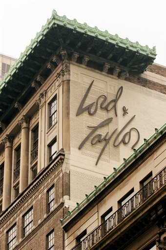 Lord and Taylor joke