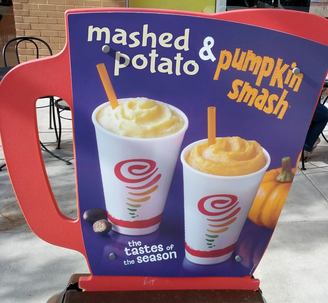 The Mashed Potatorade Stand