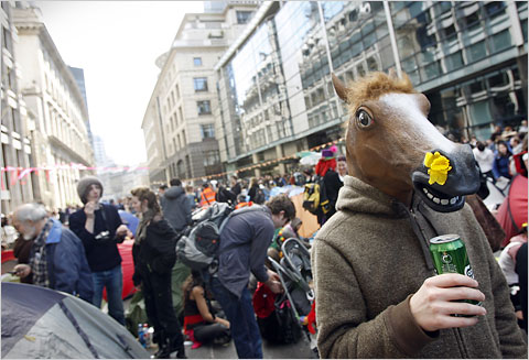 Horse Mask Photos