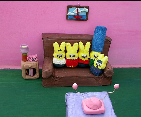 things to do with peeps