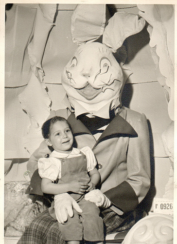 Evil Easter Rabbit