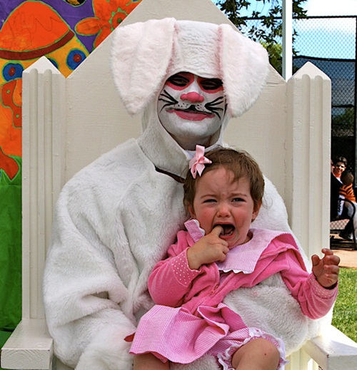 Scary Easter Rabbit