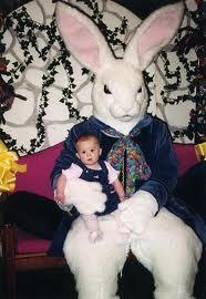 Creepy Easter Rabbit