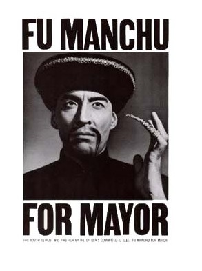the fu manchu