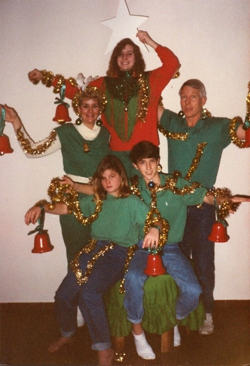awkward family christmas