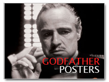 Godfather Posters