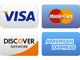 Accepted Credit Cards