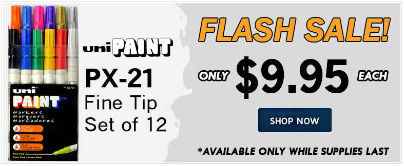 PX-21 Set Flash Sale