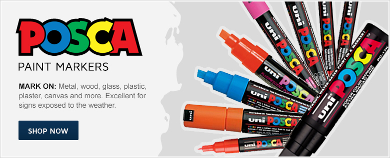 Posca Paint Markers
