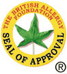 The British Allergy Foundation Seal of Approval Award