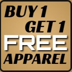 All Things Jeep BOGO Apparel Sale