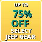 All Things Jeep Flash Sale