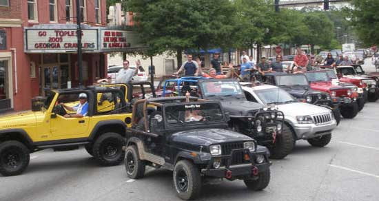 All Things Jeep - Jeep Clubs Going on May 9th 2009