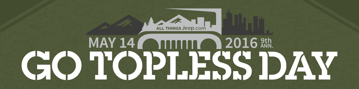 All Things Jeep - Archived Go Day 2016 Events