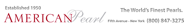 American Pearl | The World's Finest Pearls