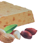 Turron Blando de Cacahuete from Spain