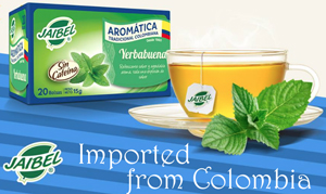 Buy Colombian Teas Infusions Aromaticas