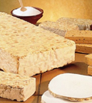 Turron de Alicante from Spain
