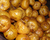 Yellow Potatoes from Colombia