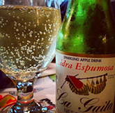 Buy La Gaita Spanish Sparkling Apple Cider