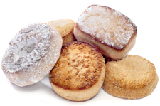 Mantecados and Polvorones from Spain