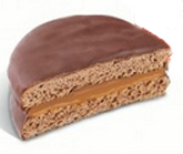 Buy Portezuelo Uruguay Chocolate Covered Alfajores Online