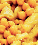 Buy Imported Codfish Slices with Chick Peas from Portugal