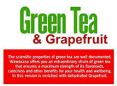 Buy Wawasana Peruvian Green Tea with Grapefruit