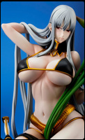 Valkyria Chronicles Duel Selvaria Bles 1/6 Scale Figurine