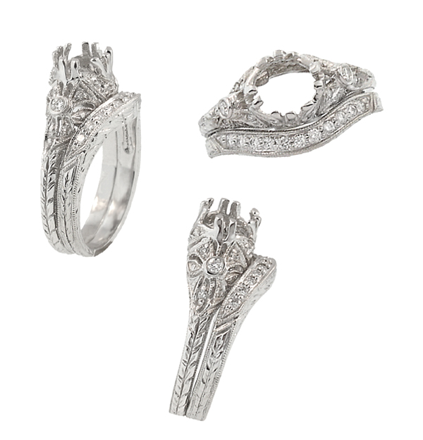 Custom Wedding Ring Sets The Specialiststhe