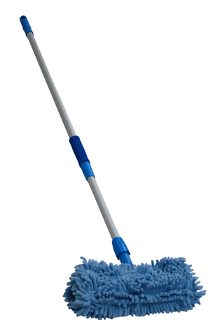 AutoFiber Car Wash Mop makes washing larger vehicles a breeze!