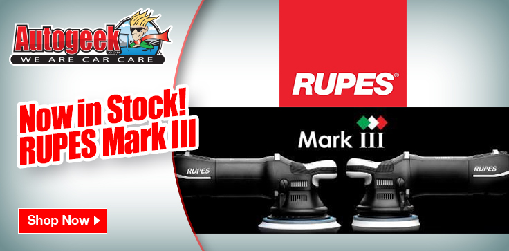 New Rupes Mark III!