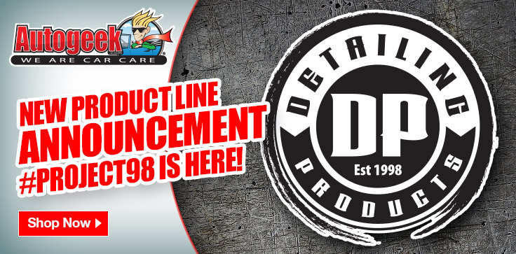 DP Detailing Products - Now in Stock and on Sale!