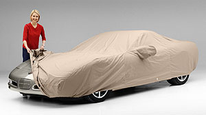 Custom covers offer a more attractive fit and body-hugging protection.
