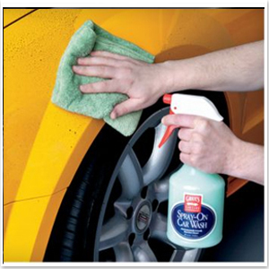 Griot's Garage Waterless Spray-On Car Wash