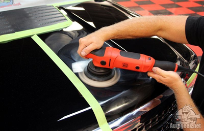 Griots Garage Boss Polishing System is easy to use