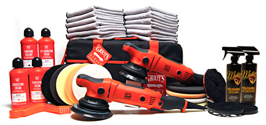 Griots Garage BOSS Polishing System