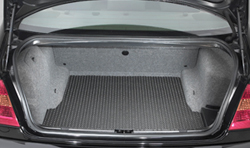 All Lloyd mats are custom cut to fit your vehicle.