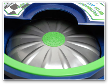 The System 3000 Deluxe Pad Washer is built to last