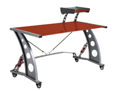 PitStop Grand Prix Racing Style Desk