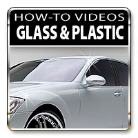 How to cleand and restore glass and vinyl